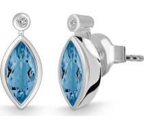 -Ohrstecker 925er Silber One Size 88036433