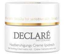 Hautberuhigungscreme lipidreich
