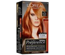 Nr. 74 - Kupferblond Haarfarbe