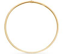 Gold-Halsreif 925er Silber, 585er Gelbgold One Size 85687344