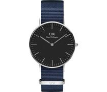 Unisex-Uhren Analog Quarz One Size 87507891