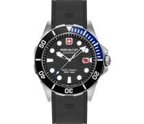 -Uhren Analog Quarz Schwarz 32012815