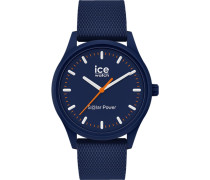 Unisex-Uhren Analog Quarz Schwarz 32015103