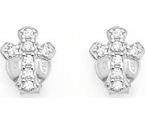 -Ohrstecker 925er Silber One Size 88160479