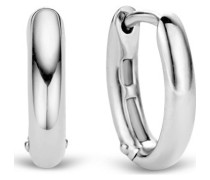 -Creolen 925er Silber One Size 88015347