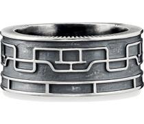 -Herrenring Culture Collector 925er Silber 60 32011508