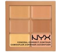 1.5 g  Medium Conceal Correct Contour Palette Concealer