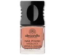 20 - Toffe Nut Hot Red & Soft Brown Nagellack 10ml