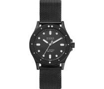 -Uhren Analog Quarz Weiß 32013287