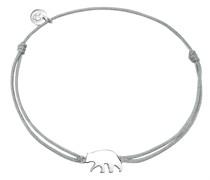 Armband Eisbär Sterling Silber silber Silberarmband