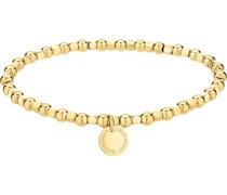 -Armband Edelstahl Silber 32014932
