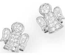 -Ohrstecker 925er Silber 54 Zirkonia One Size 88160436