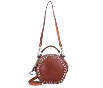 Handtasche Leder 17 cm