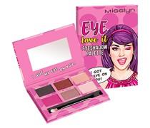 Nr. 2 - I Got My Eye On You Love It Eyeshadow Palette Lidschattenpalette 4.2 g
