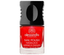 29 - Berry Red Hot & Soft Brown Nagellack 10ml