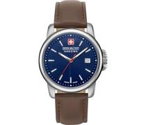 -Uhren Analog Quarz Blau 32015837