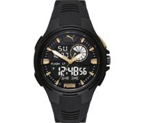 -Uhren Analog, digital Quarz Weiß 32015784
