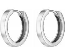 -Ohrstecker 925er Silber rhodiniert One Size 86449420