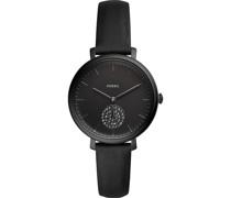 -Uhren Analog Quarz One Size Leder 87594254