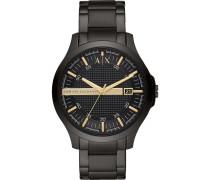 -Uhren Analog Quarz One Size Edelstahl 32012583