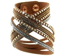 1 Stück Wickelarmband Wanda Armband