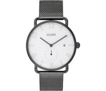 -Uhren Analog Quarz One Size Milanaise Armband 32002849