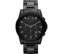 -Uhren Analog Quarz One Size Edelstahl 32015035