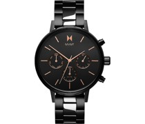 -Uhren Analog Quarz Schwarz 32002144