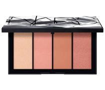 Highlighter Gesichts-Make-up Make-up Set 22g Rosegold