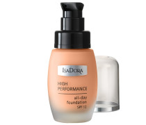 Nr. 01 - Rose Beige High Performance All Day Foundation 30ml