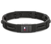 -Herrenarmband CASUAL Leder L 32013045