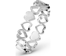 -Damenring Valentin 925er Silber 56 32012251
