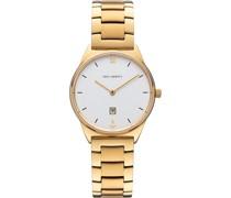 -Uhren Analog Silber Edelstahl 32014998
