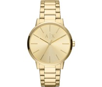 -Uhren Analog Quarz One Size Edelstahl 87637506