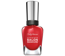 14.7 ml  Nr. 570 – Right Said Red Complete Salon Manicure Nagellack