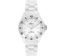 -Uhren Analog Quarz One Size 32003503