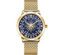 -Uhren Analog Quarz One Size Edelstahl 87792714