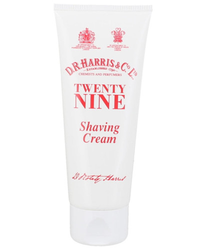 Twenty Nine Shaving Cream Tube