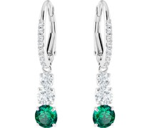 -Ohrstecker Metall Kristalle One Size 87539334