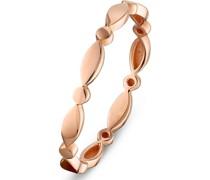 -Damenring Ring high polish 58 32013344