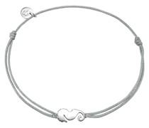Armband Seepferdchen Sterling Silber silber Silberarmband