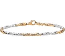 -Armband 585er Gelbgold, 585er Weißgold One Size 86768917