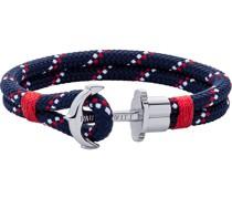 Armband Phrep Perlon/Nylon, Edelstahl 23 32013676