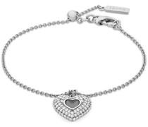 Silver-Armband Silber 82 Zirkonia Roségold 32012086