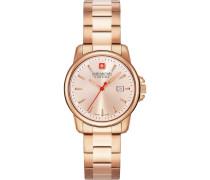 -Uhren Analog Quarz Silber 32015090