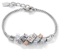 -Armband Edelstahl Hämatit One Size 88063716