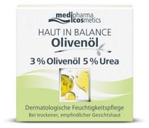Olivenöl Haut in Balance Feuchtigkeitspflege 3 % 5 Urea