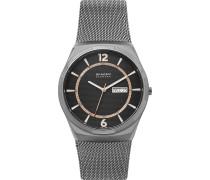 -Uhren Quarz Grau 32012045