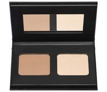 Contouring Gesichts-Make-up Bronzer Silber