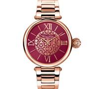 -Uhren Analog Quarz One Size Edelstahl 87344495